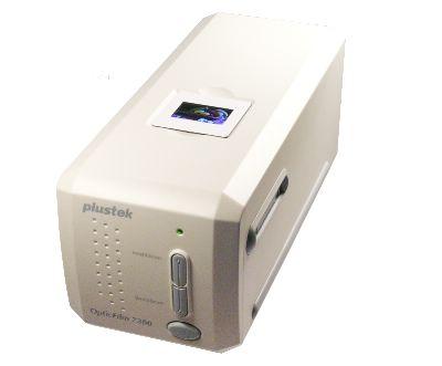 按下放大 Plustek 精益OpticFilm7300底片掃描器 產品照片