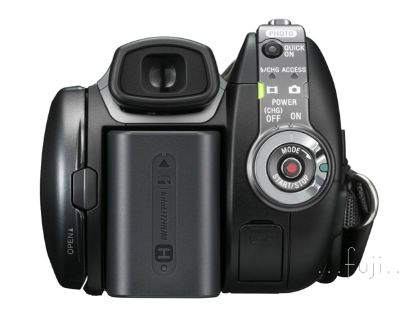 按下放大 SONY索尼HDR-SR12硬碟攝錄放影機 產品照片