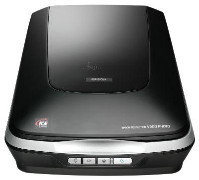 按下放大 EPSON愛普生PERFECTION V500 PRO專業掃瞄器 產品照片