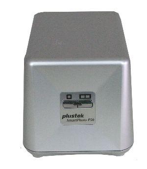 按下放大 Plustek精益SmartPhoto F50底片翻拍器(USB電源)   產品照片