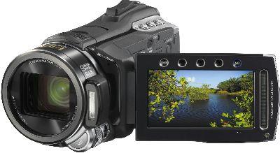 按下放大 JVC傑偉世Evrio GZ-HM400高畫質攝影機(內建32GB)   產品照片