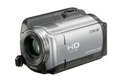 按下放大 SONY索尼HDR-XR100硬碟攝錄放影機(80GB) 產品照片