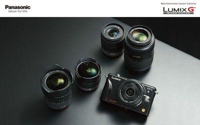 按下放大 Panasonic國際DMC-GF2專業數位相機(含M14-42mm鏡頭)   產品照片