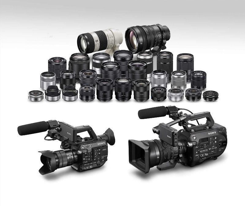 按下放大 SONY索尼PXW-FS7專業級XDCAM攝影機(不含鏡頭) 產品照片