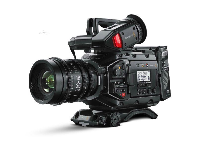 按下放大 Blackmagic專業URSA Mini Pro數位電影攝影機(不含鏡頭)  產品照片