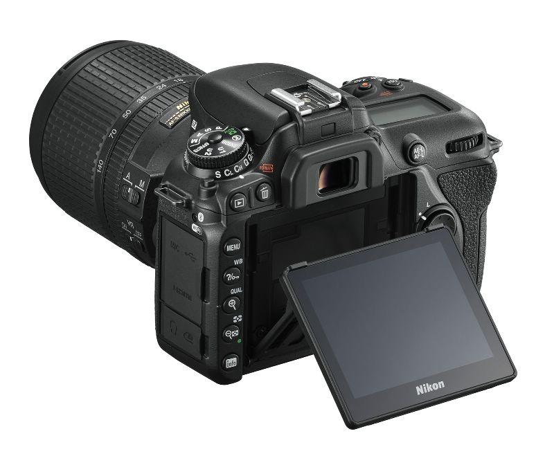 按下放大 NIKON藝康D7500專業數位機身(不含鏡頭) 產品照片