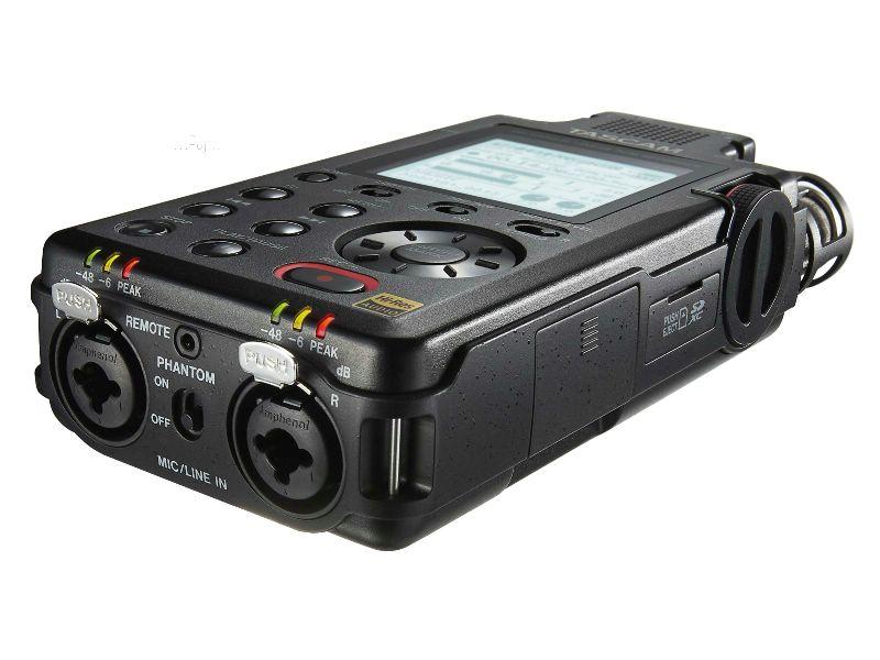 按下放大 TASCAM達斯冠DR-100MKIII線性PCM數位錄音機 產品照片
