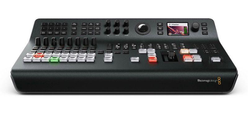 按下放大 BMD專業ATEM Television Studio Pro HD現場製作切換台  產品照片