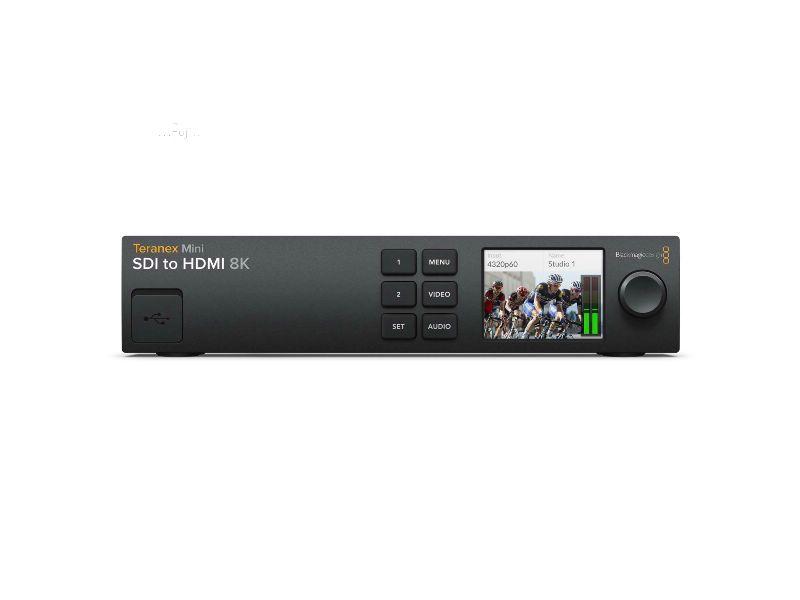 按下放大 Teranex Mini SDI to HDMI 8K HDR轉換器 產品照片