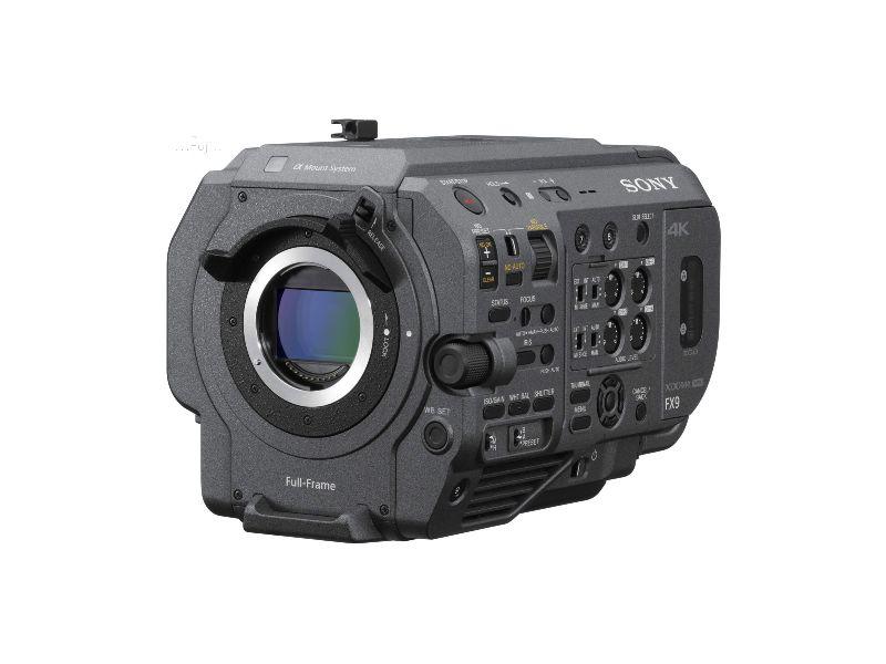 按下放大 SONY索尼PXW-FX9全幅6K攝影機(不含鏡頭) 產品照片