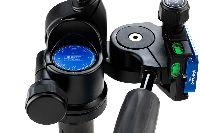 按下放大 BENRO百諾HD3A專業鋁合金扳扣式三向雲台 產品照片